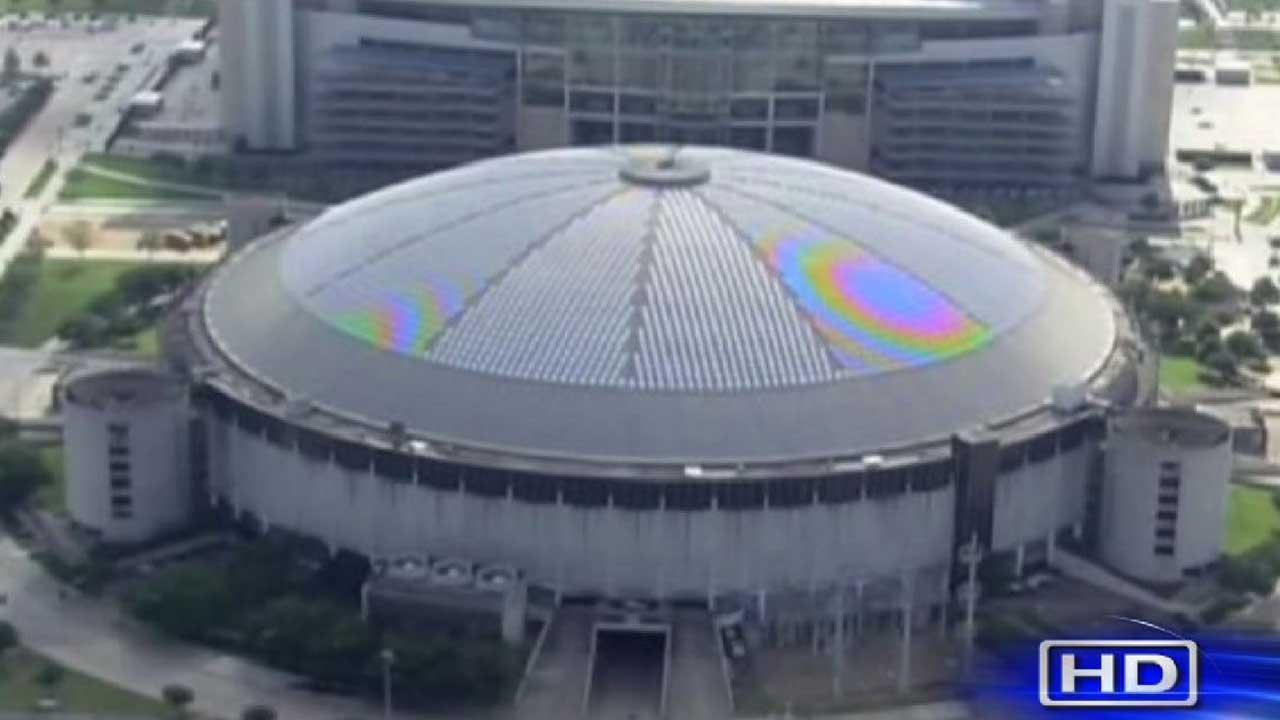 Meeting could narrow options for Astrodome's future