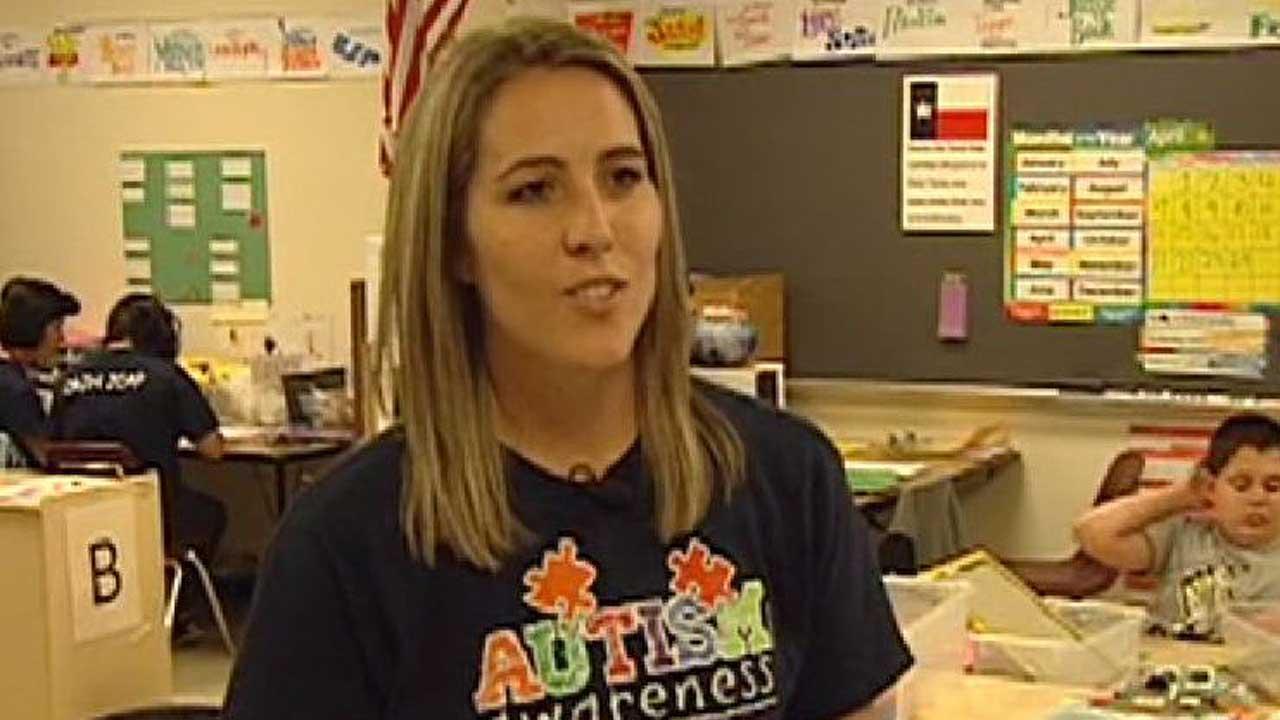 Top Teacher Suzette Steward