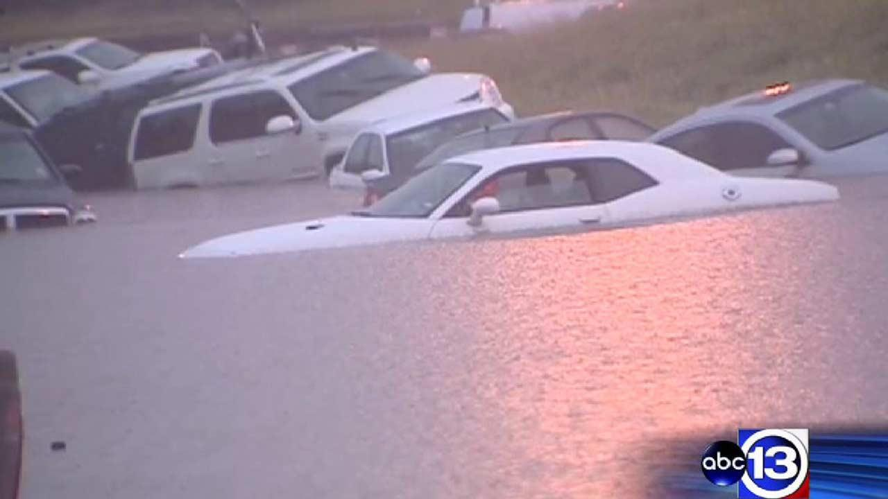 Repairing your vehicle after flood damage