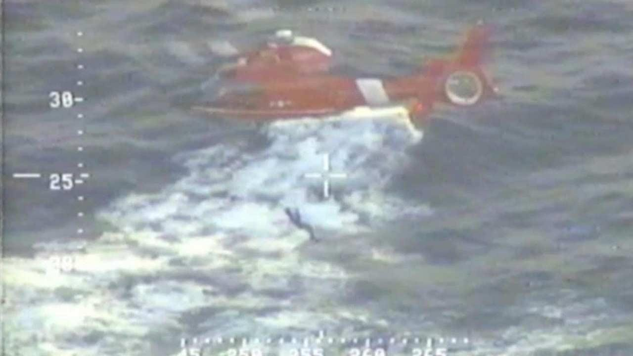 Coast Guard rescues unconscious deckhand from crew boat in Gulf of Mexico