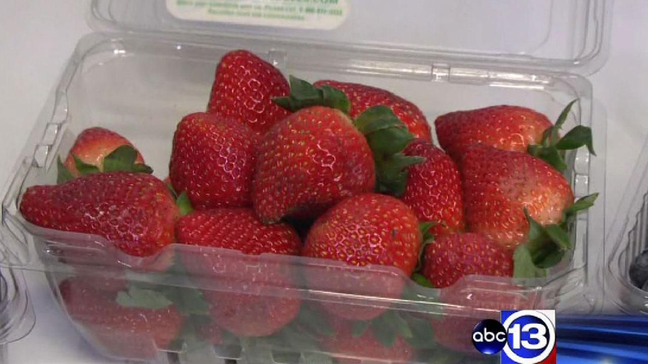 Can a special paper keep your produce fresh?