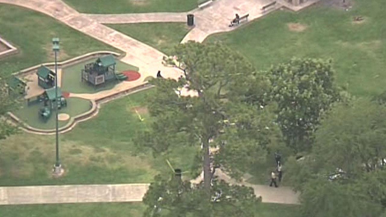 Body found in park