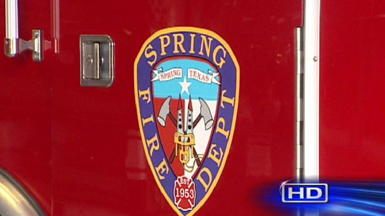 Spring Fire Department marked its 60th anniversary on Sunday, May 12, 2013