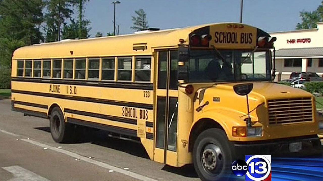 Aldine ISD bus driver drops off kids miles from school