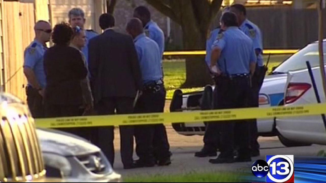 Teen finds woman, brother dead in Alief-area home