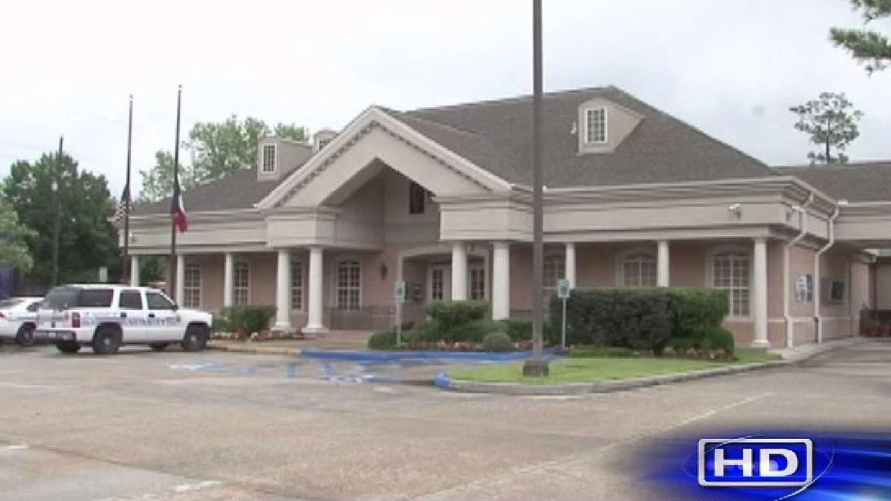 Four suspects are wanted after an armed robbery at Whitney Bank on FM 1960 in northwest Harris County.
