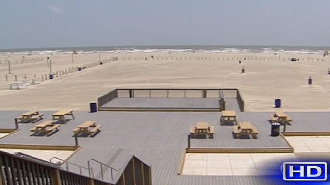 Galveston's East Beach hosting reconstruction celebration