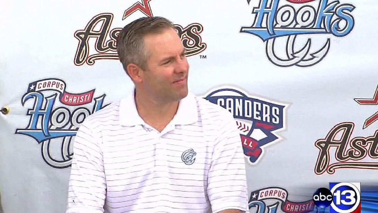 Source: Nolan Ryan's son, Reid, to be named next president of Astros