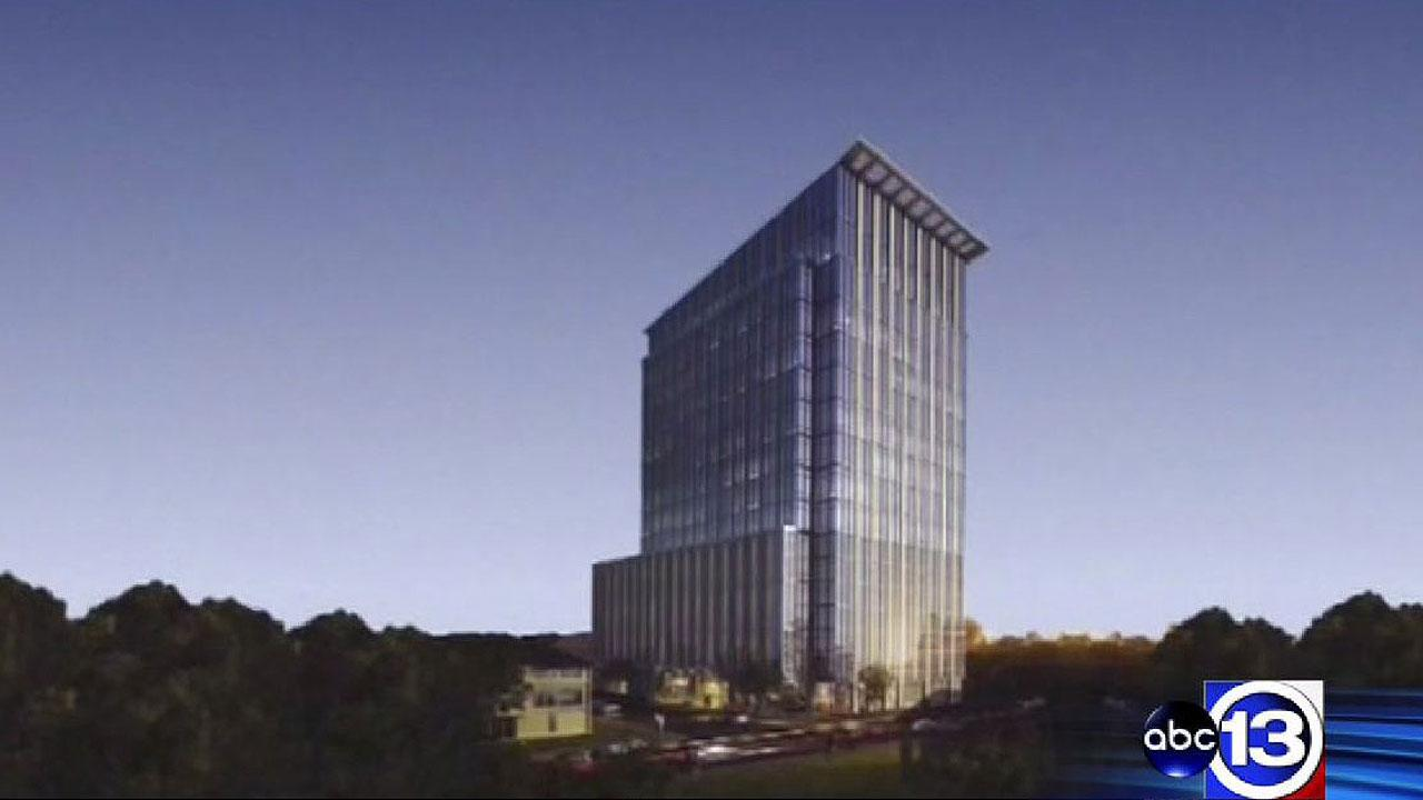 Proposed office tower in Upper Kirby area worries neighbors