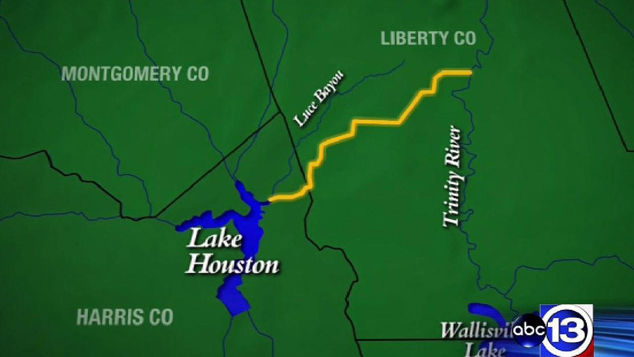 New state funding for Luce Bayou Project to help Houston area deal with water demands