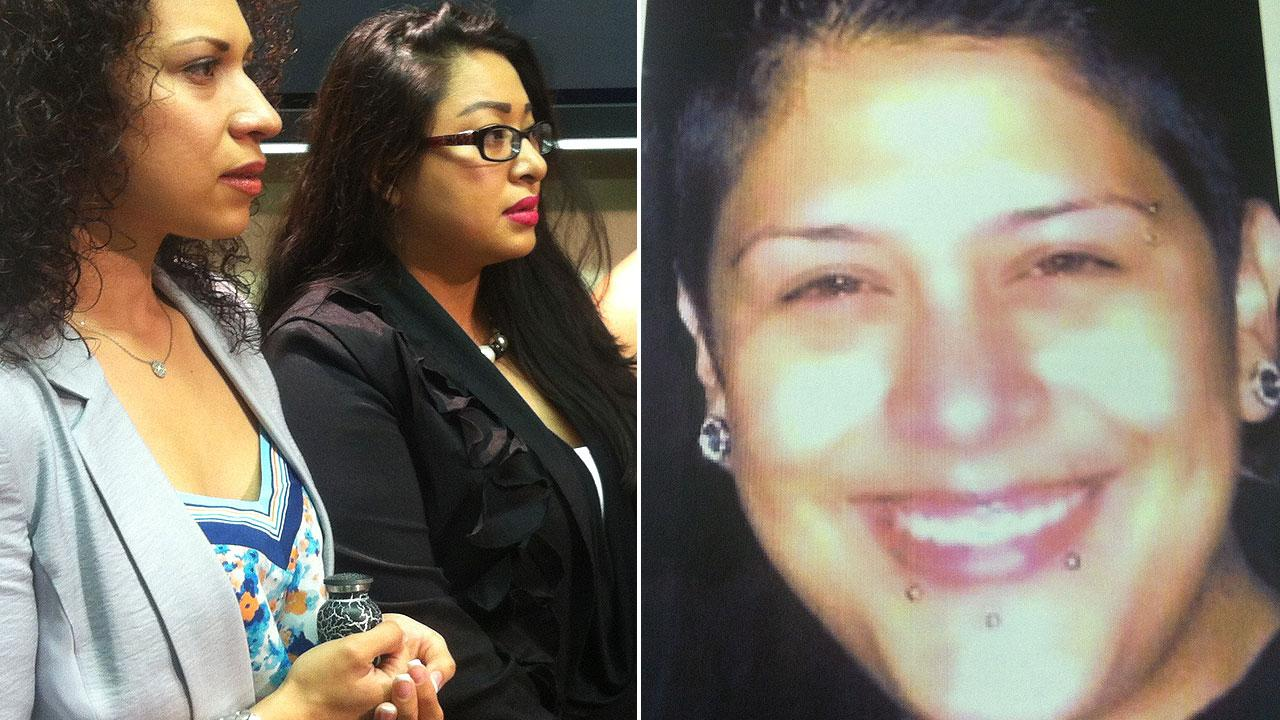 Family and friends of Erika Moreno, 29, want to find the killer who fatally shot her while driving in southwest Houston in January
