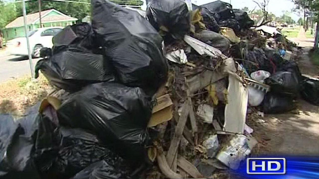 Surveillance cameras used to crackdown on illegal dumping across Houston