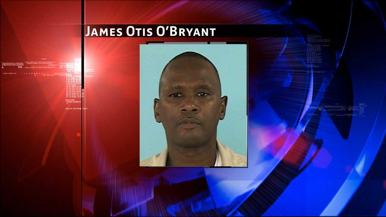 James Otis OBryant, 53, was sented to life in prison