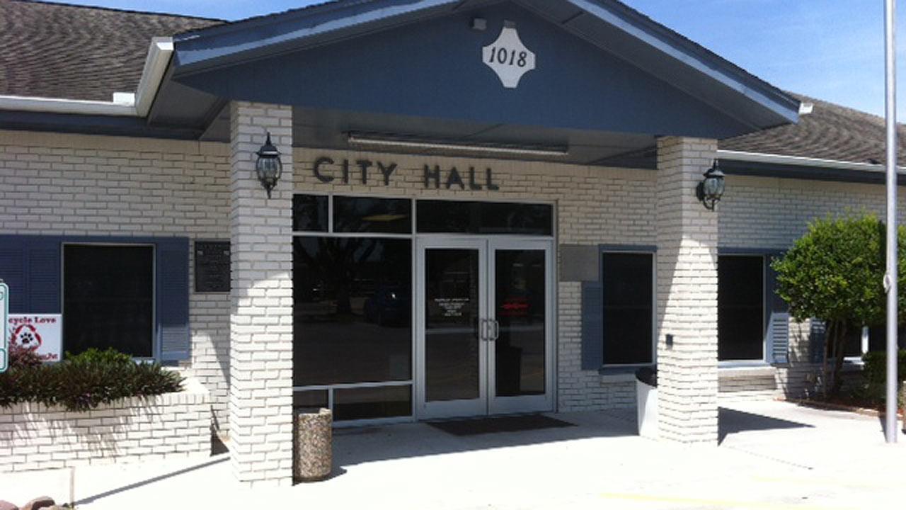 South Houston City Hall