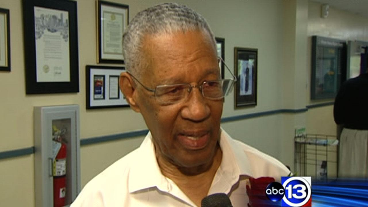 Rev. William Lawson became the founding pastor of Wheeler Avenue Baptist Church in 1962 and led the congregation for 42 years. He celebrated his 85th birthday with a party at the church on Saturday, June 29, 2013.