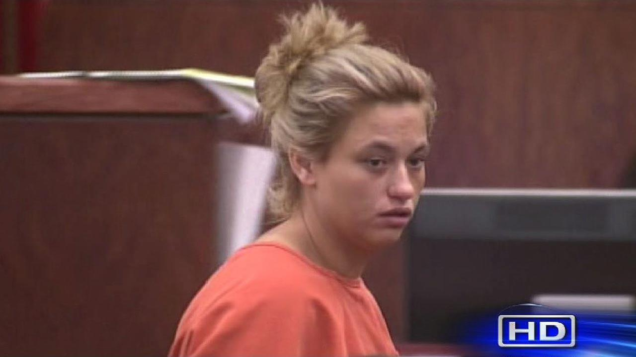 Houston mom accused of covering up daughter's death appears in court