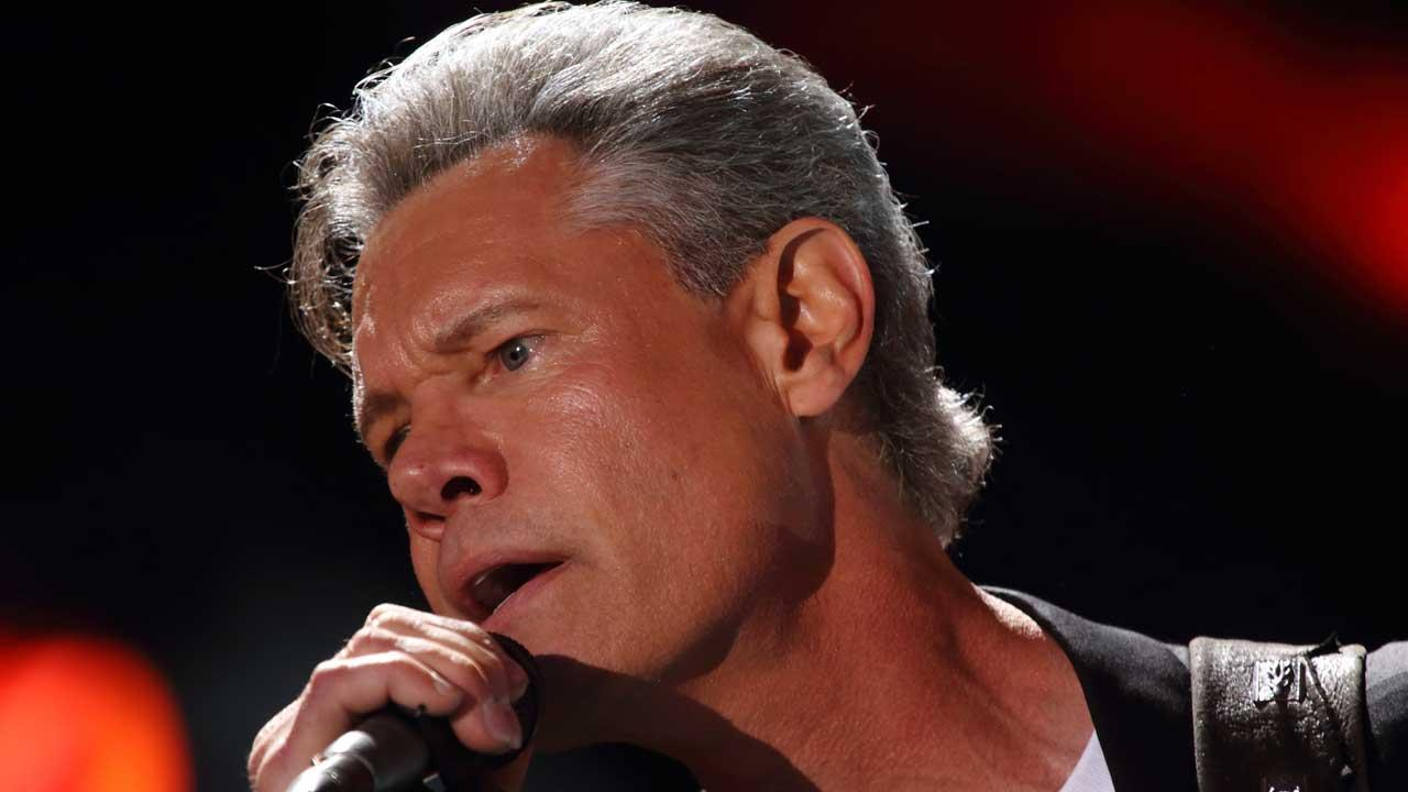 Randy Travis performs at the 2013 CMA Music Festival at LP Field on Friday June 7, 2013 in Nashville Tennessee.(Photo by John Davisson/Invision/AP)
