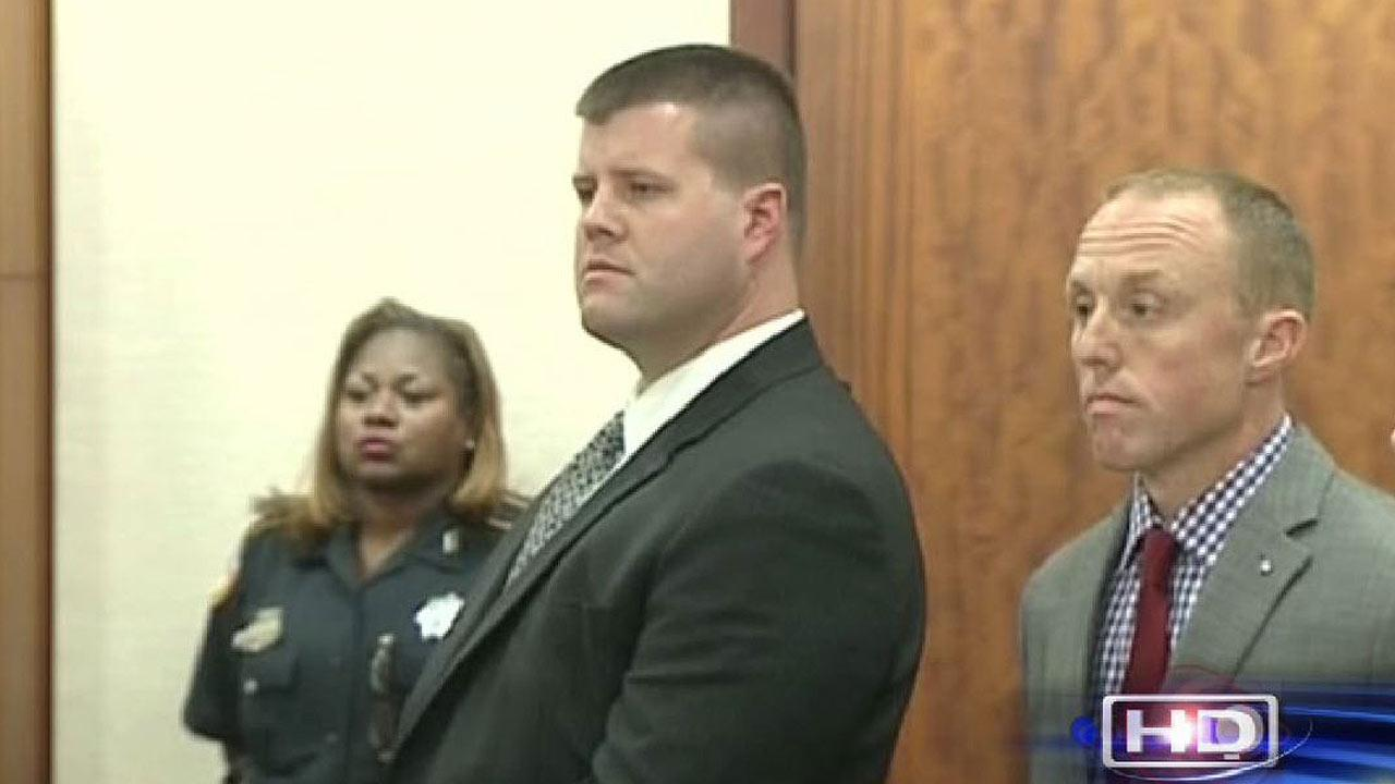 Drew Ryser, former HPD officer convicted in teen beating