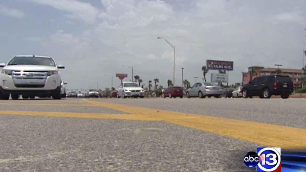 City Of Los Angeles Parking Violation >> Officers ready to ticket beach-goers who don't pay for parking along Galveston's seawall | abc7.com