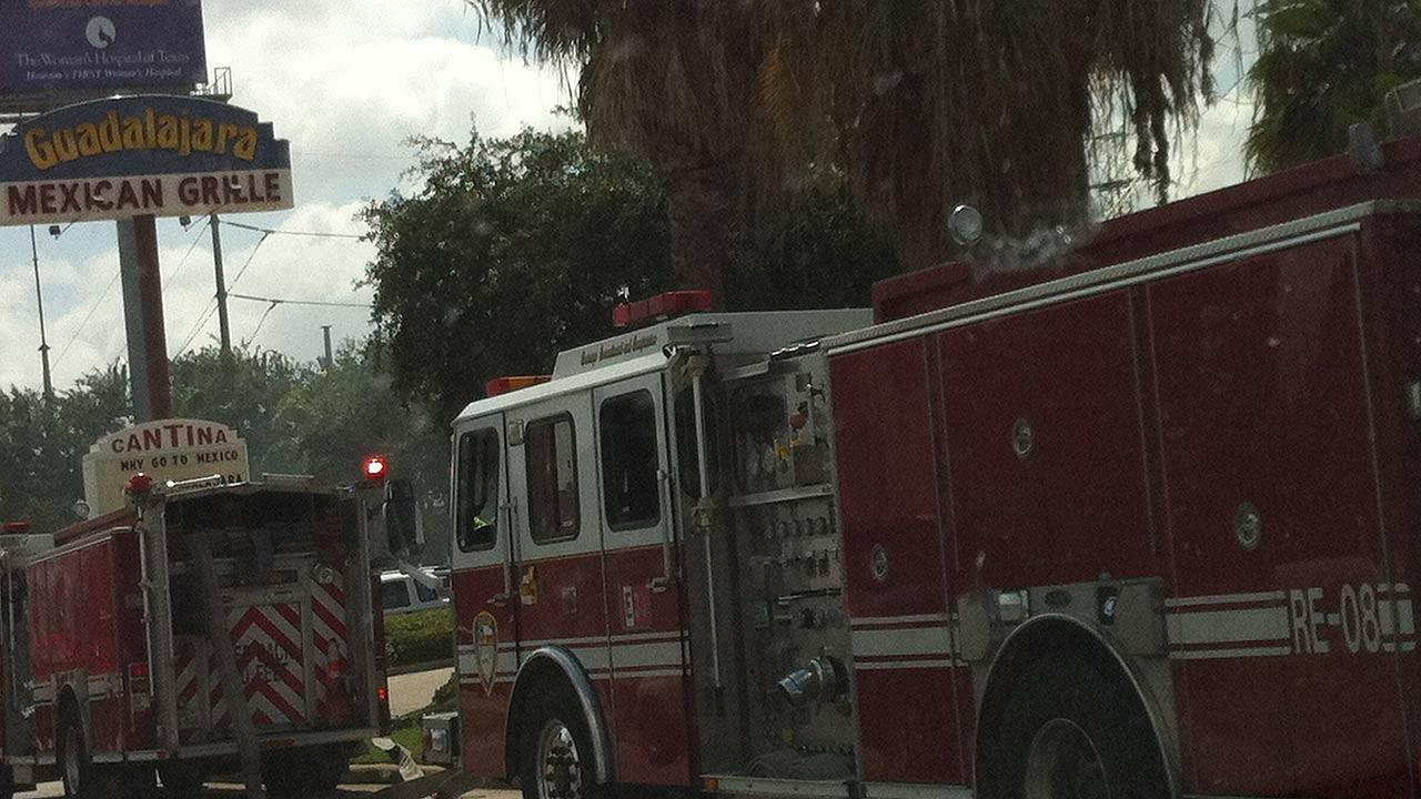 Fire at Guadalajara Mexican Grille
