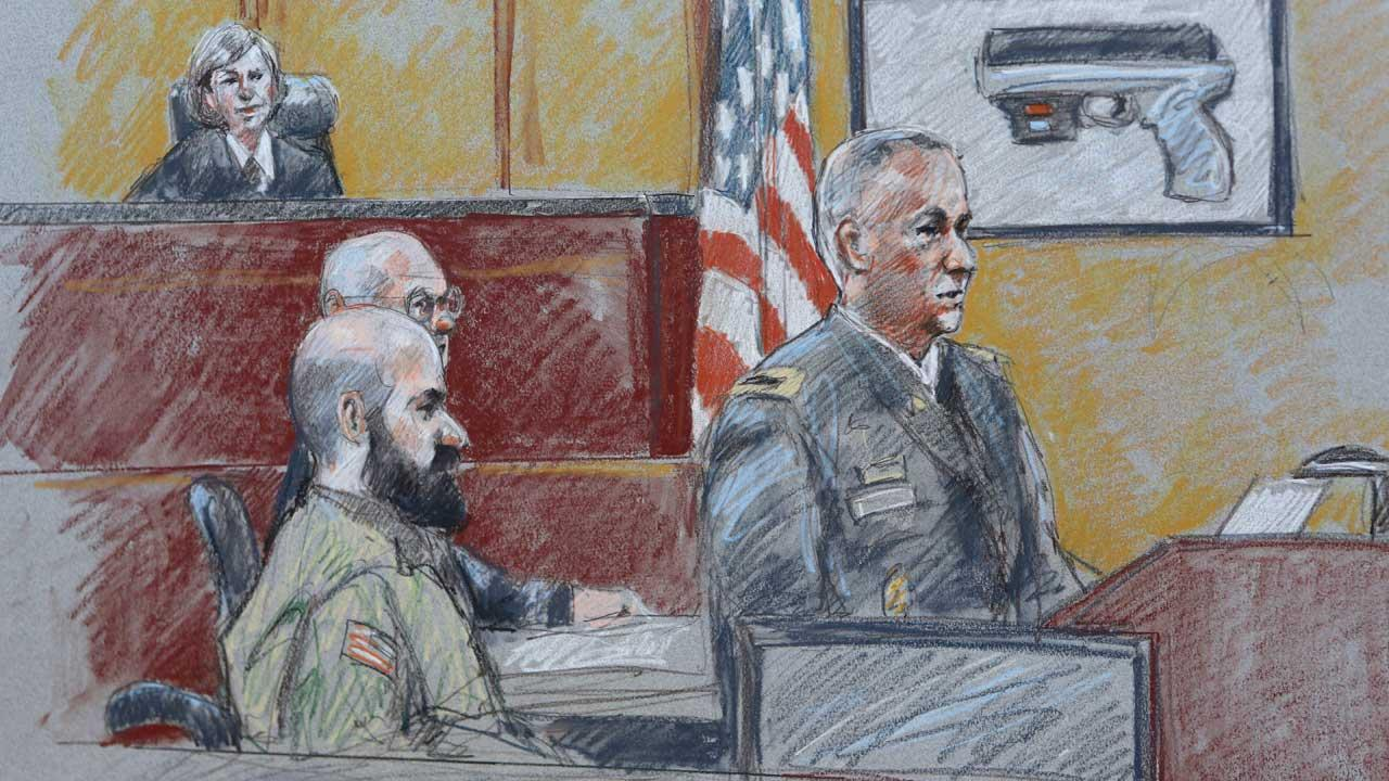 Maj. Nidal Hasan trial resumes as lawyers demand removal
