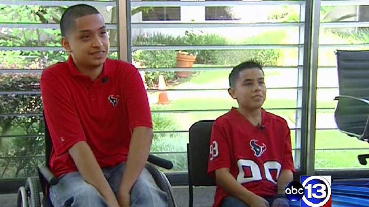Amazing act of kindness links two fans of JJ Watt and the Houston Texans