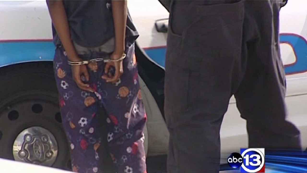 Police: Team of young alleged burglars may be behind series of break-ins