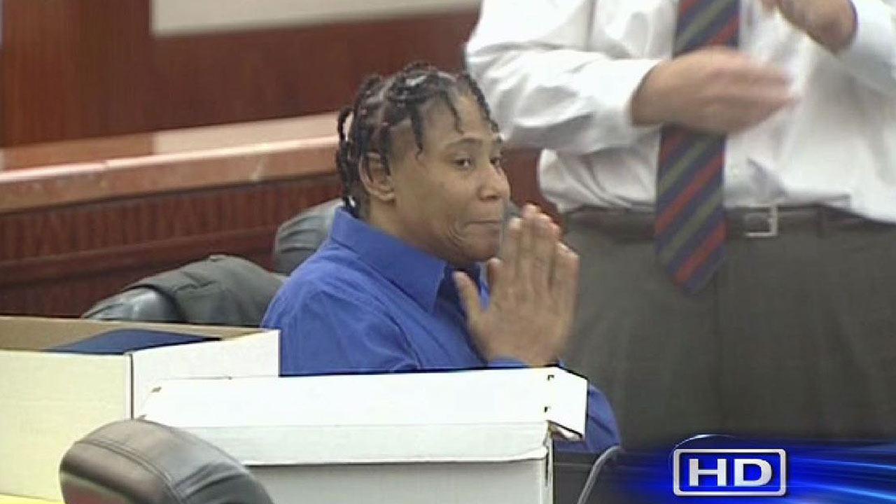 Mona Nelson, accused killer