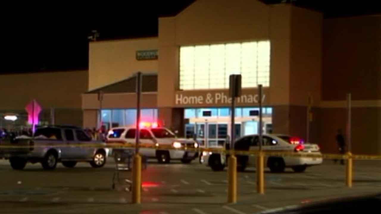 West Harris County Walmart evacuated