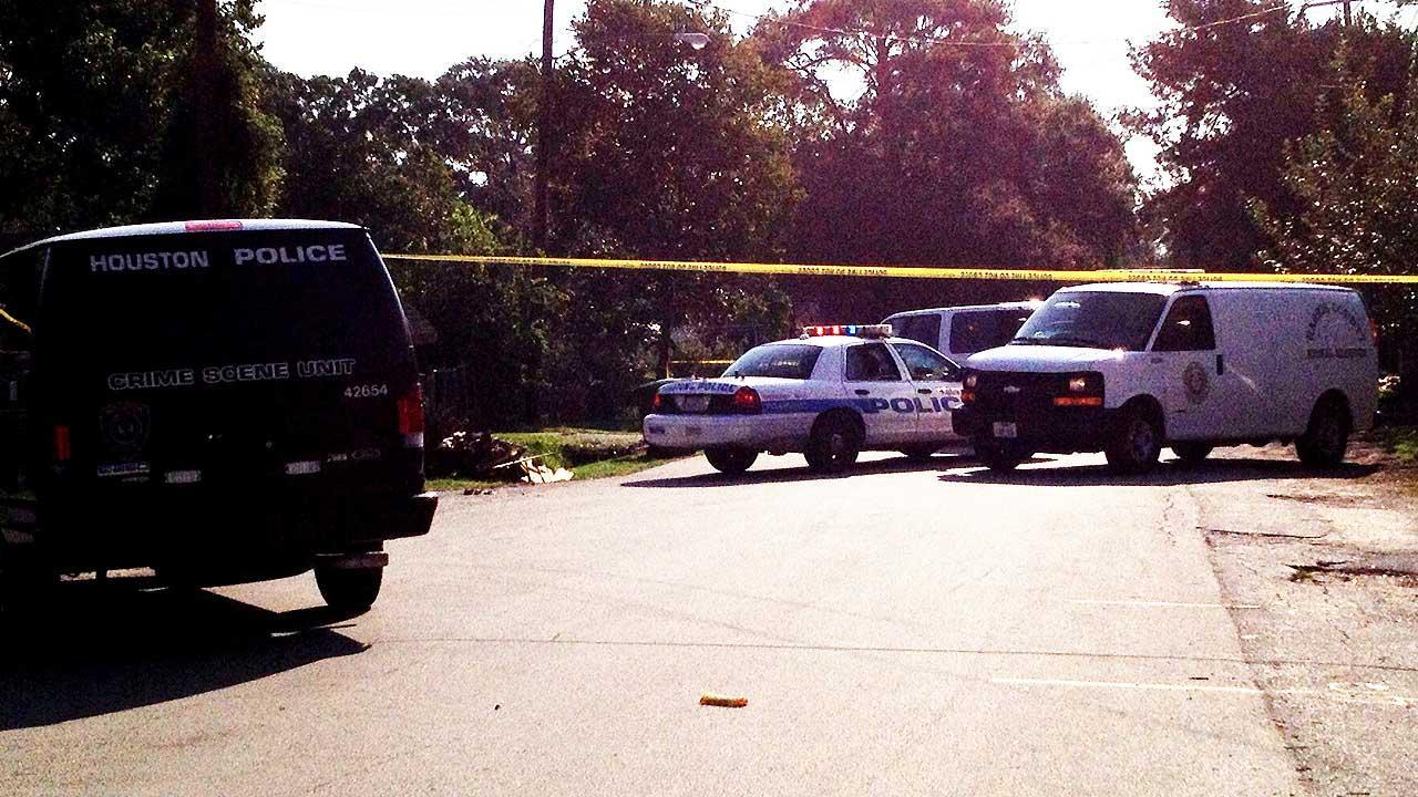 Body in north Houston