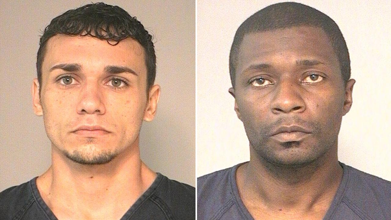 Ft. Bend burglary suspects out of gas