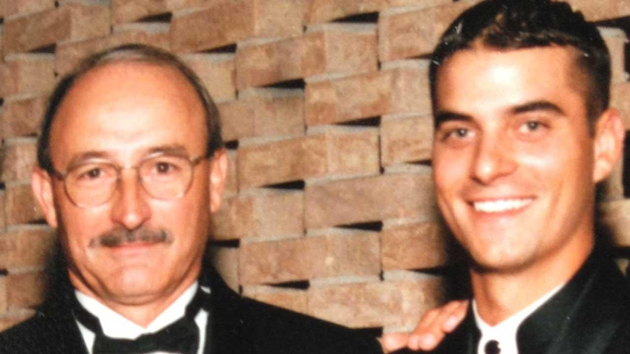 Month to Match: Ronnie Mascheck and his son, Zack