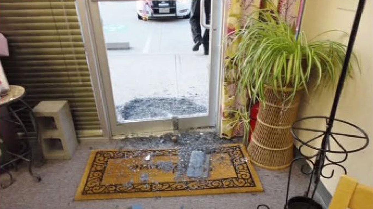 Burglars target businesses in Spring