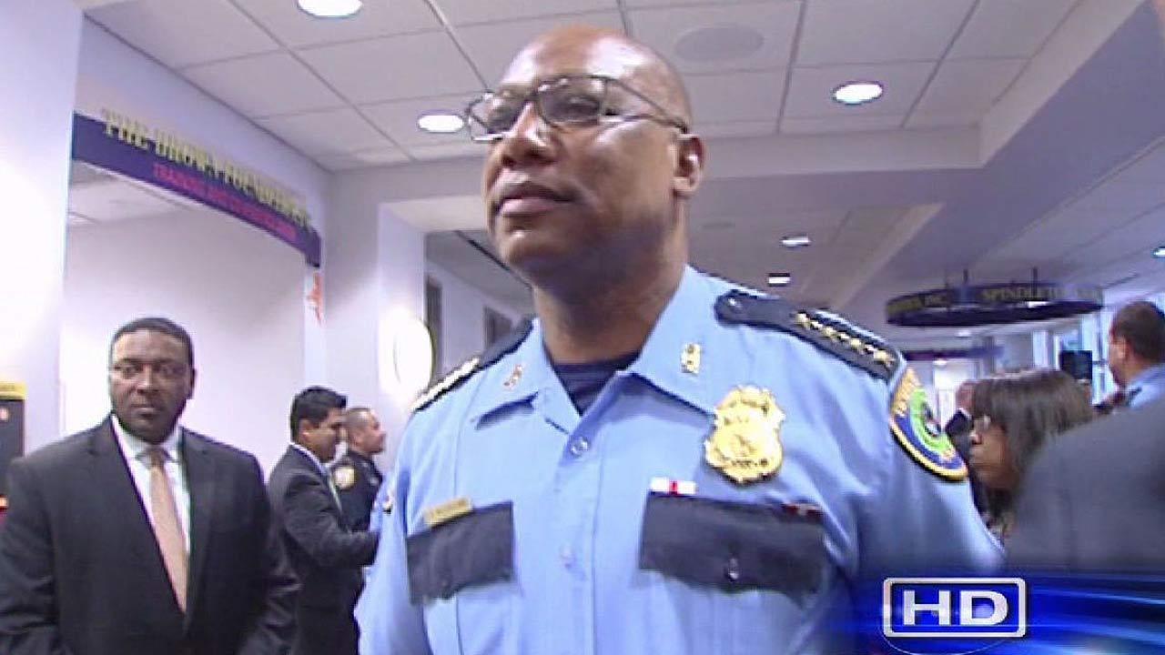 HPD Chief Charles McClelland