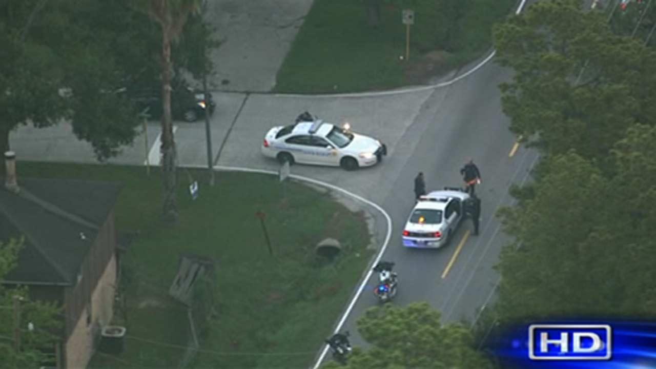 Teenager struck by deputy
