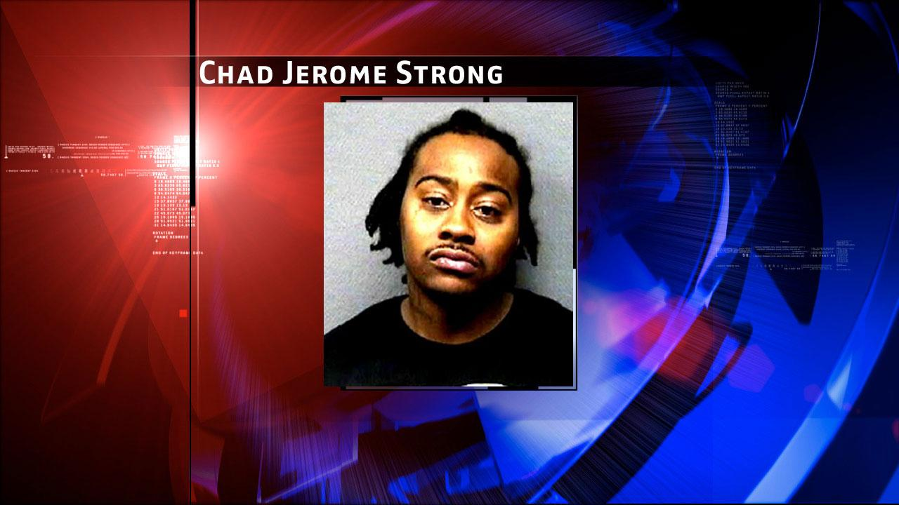 Chad Jerome Strong
