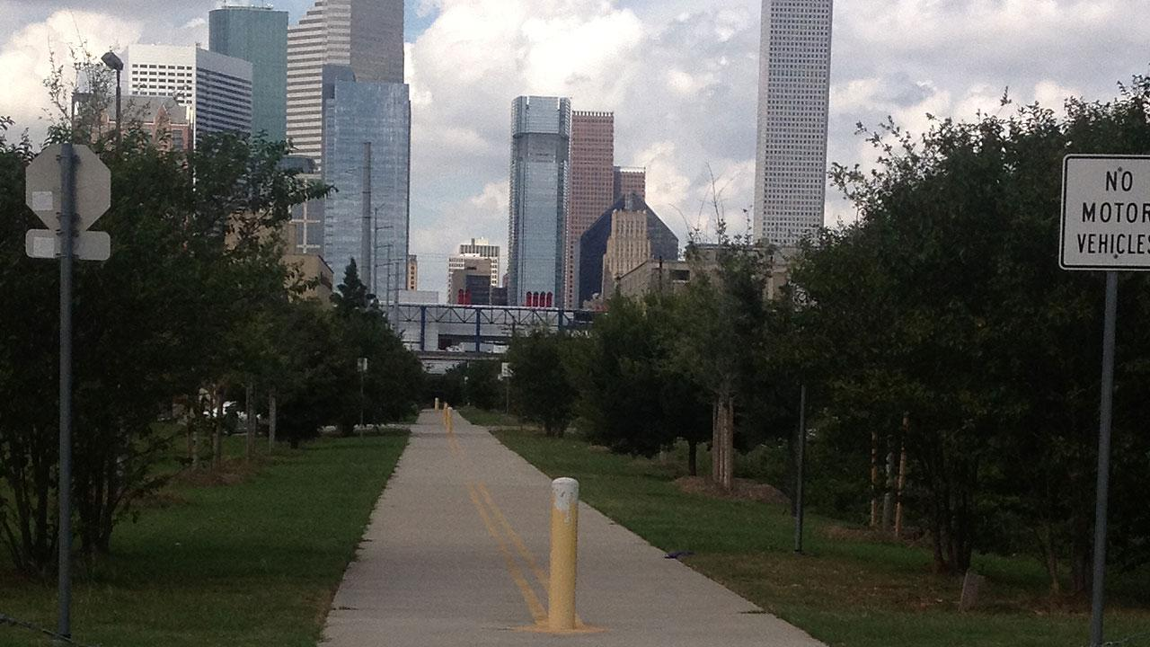 Arrests made in string of robberies on Colombia Tap bike trail