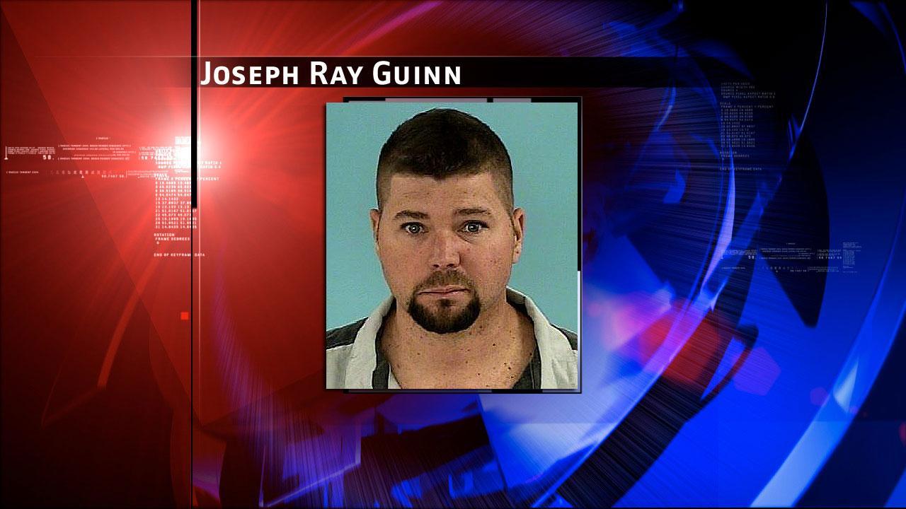 Joseph Ray Guinn