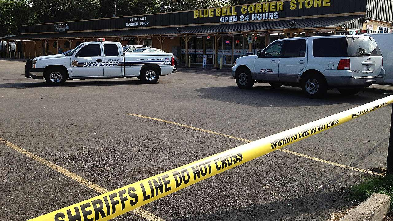 Clerk found dead inside Blue Bell Corner Store