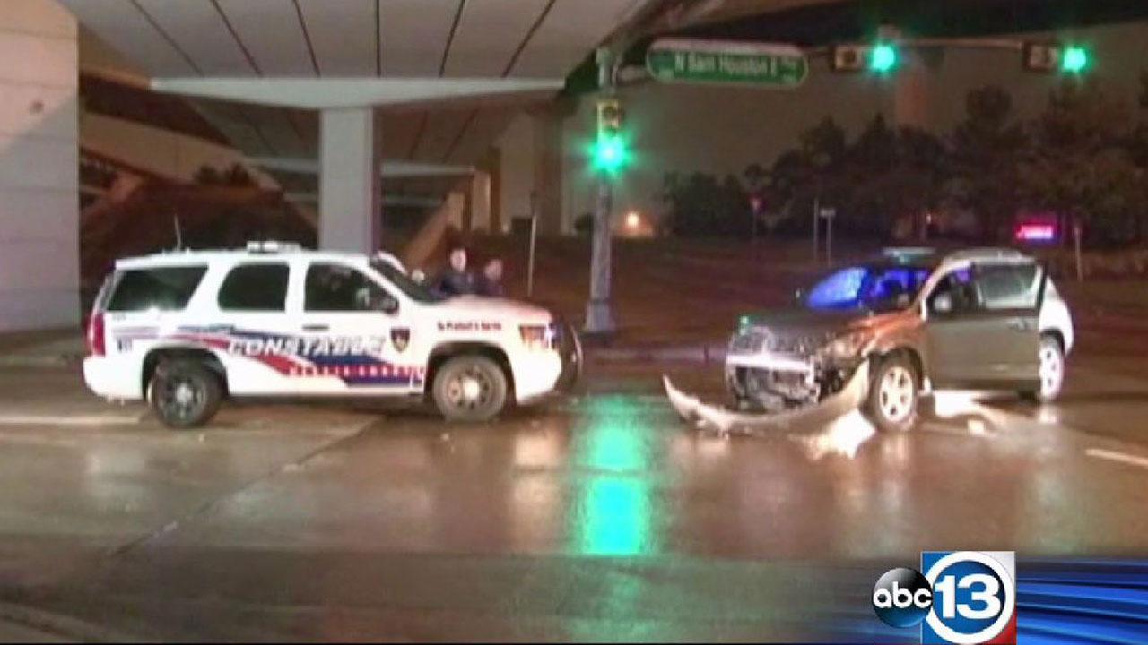Deputy accident