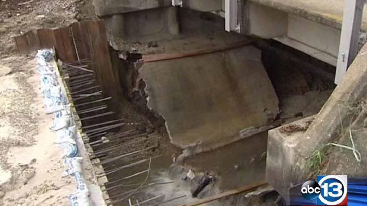 San Felipe Street Bridge in Galleria area closes for up to two weeks while crews demolish, replace it