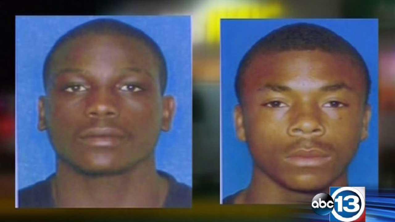 Dante Wayne Talbert and Xavier Bernard Jones, both 17, are charged with capital murder