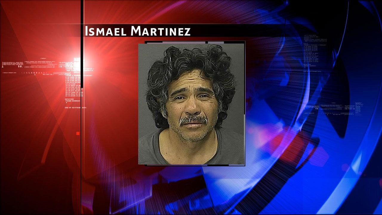 Police: Man who says he was strung out on meth charged with aggravated assault