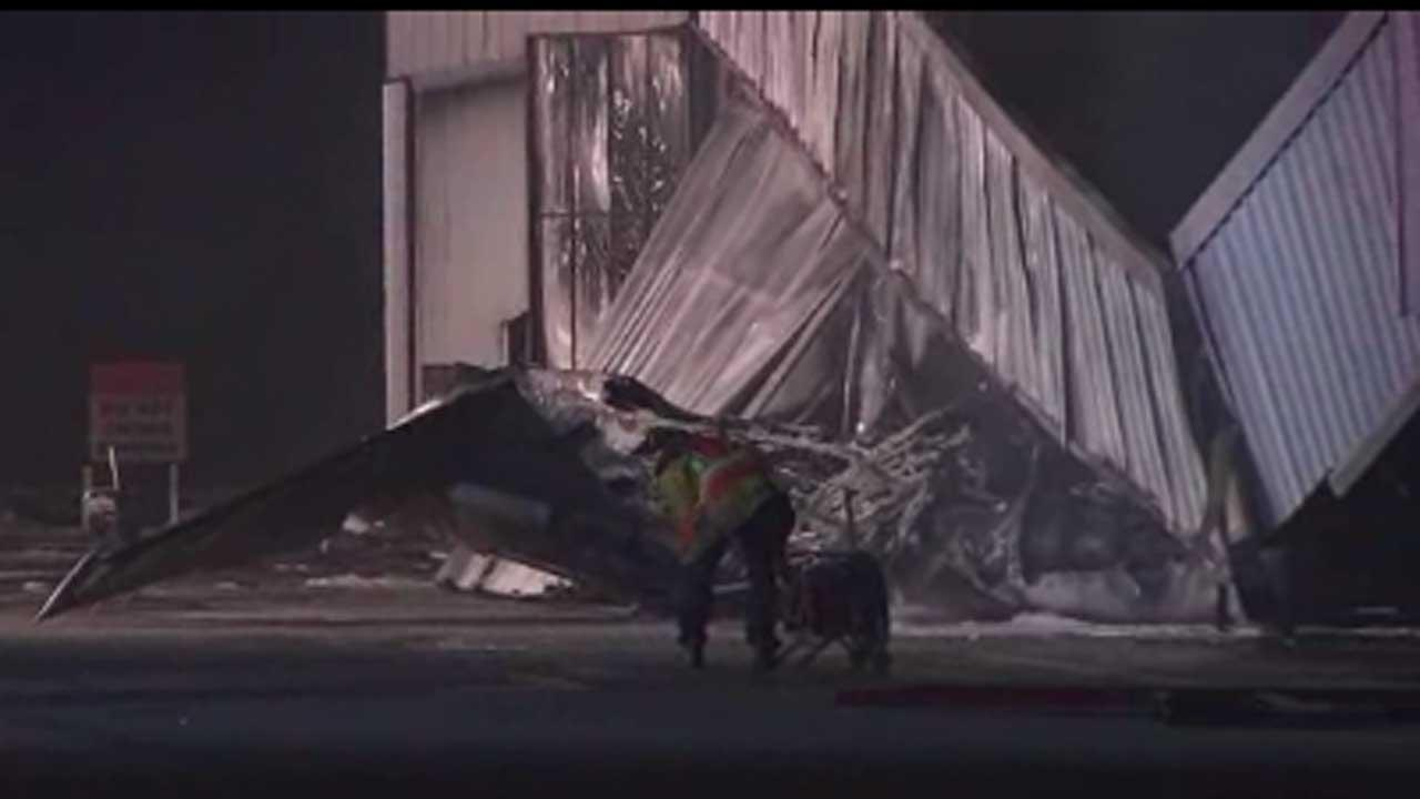 4 bodies inside jet that crashed in S. California