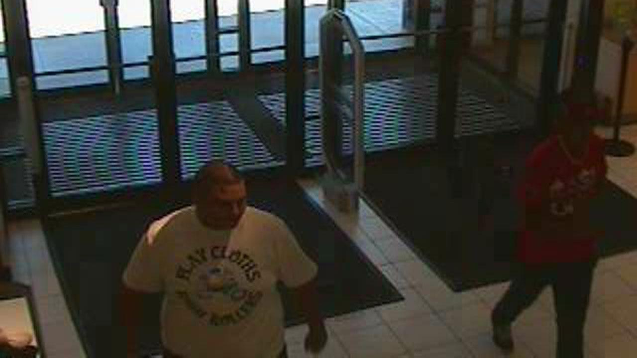 Persons of interest in FBI agents home burglary