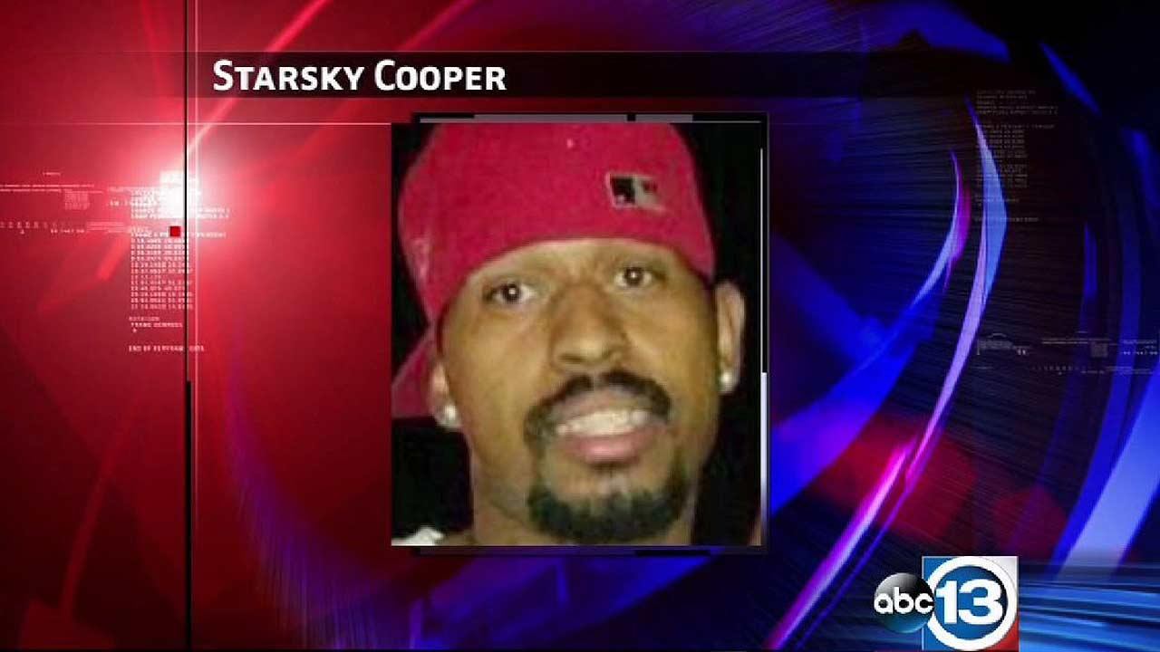 Starsky Cooper was killed in his apartment complex