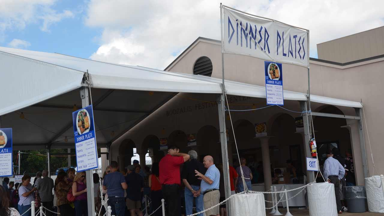 The Original Greek Festival features everything from delicious Greek food and  pastries to traditional dancing and a unique shopping experience.  The festival runs through Sunday, October 6.