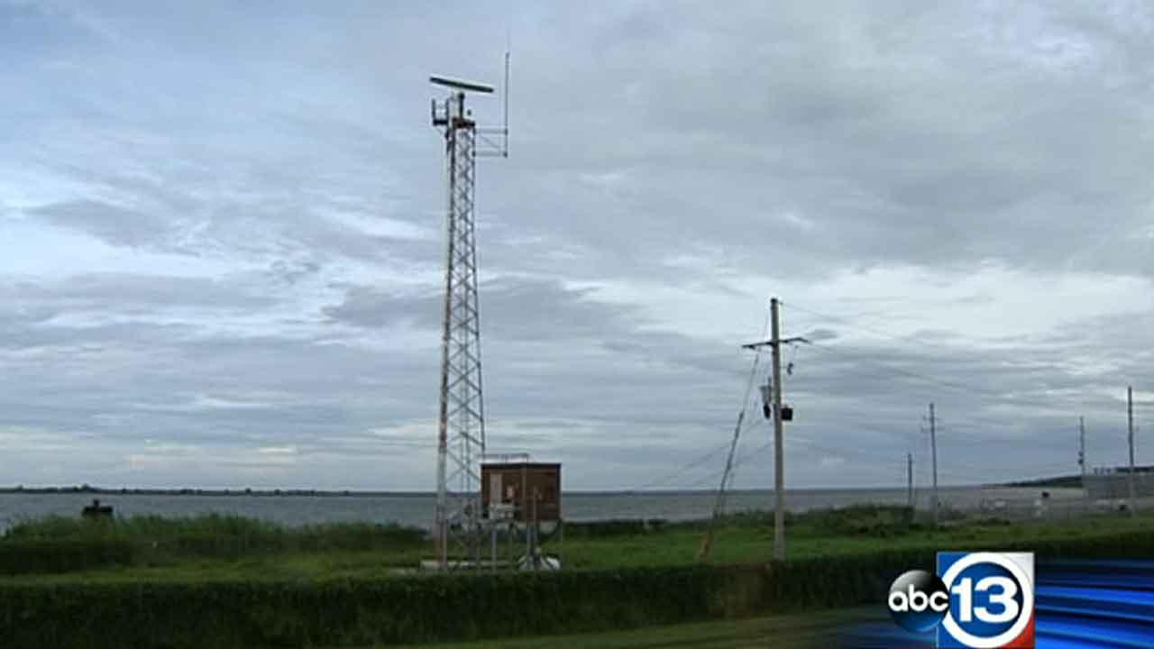 Plaquemines Parish officials announced a dusk to dawn curfew for east bank residents during Tropical Storm Karen