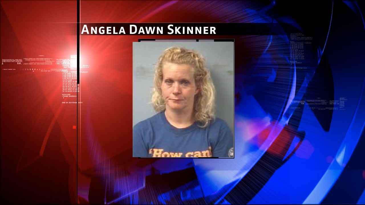 Angela Dawn Skinner, 38
