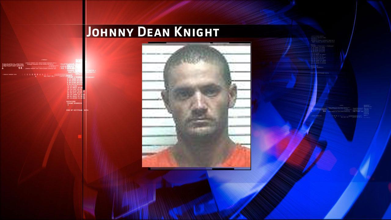 Johnny Dean Knight